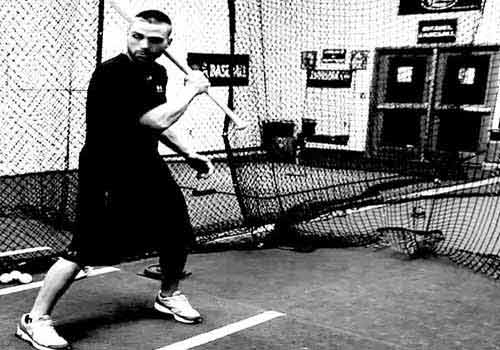 MLB Rotational Hitting Drills: One Arm Batting Exercises with the Back Hand