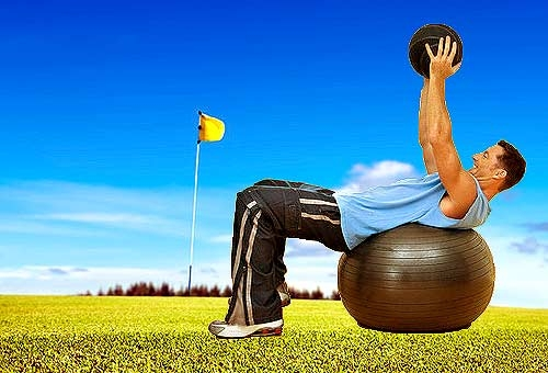 How to Become a Golf Pro Physically: Advanced Workouts For Golfers